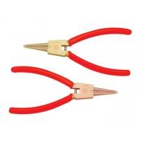 Non Sparking Pliers, External Circlip