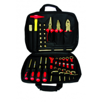 Non Sparking Tool Set Kit - 26 pieces