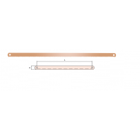 Hacksaw Blade 12x300mm